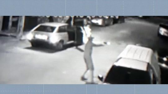 Imagens mostram PM sendo atacado e morto por criminosos em São Gonçalo