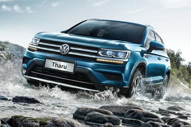Novo SUV da Volkswagen é chamado de projeto Tarek (Foto: Divulgação)