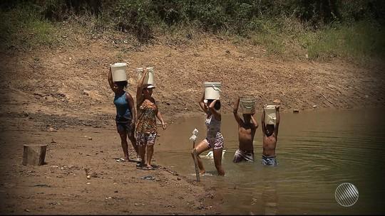 Principal barragem que abastece Salvador e RMS tem volume baixo