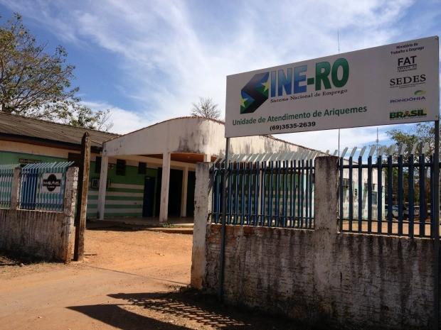 Confira quais as vagas de emprego disponíveis no Sine de Ariquemes nesta quinta, 16