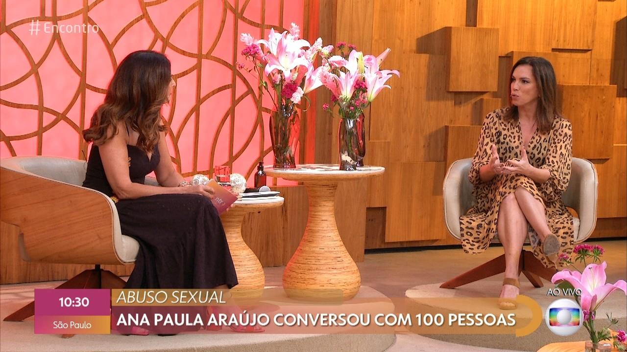 Ana Paula Araújo pesquisou tema do seu livro por quatro anos