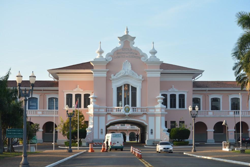 Escola de Cadetes, EsPCEx, em Campinas poderá receber primeiro ano dos aprovados no IME. (Foto: Priscilla Geremias/G1)