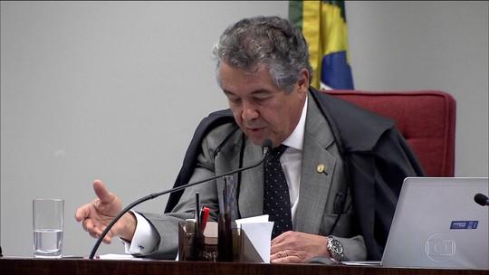 Marco Aurélio diz que tem mandado para o lixo pedidos como o de Flávio Bolsonaro