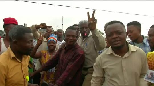 Milhares protestam contra resultado da eleição na República Democrática do Congo