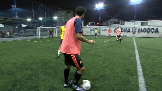 Empresário cria aplicativo que junta pessoas para jogar futebol
