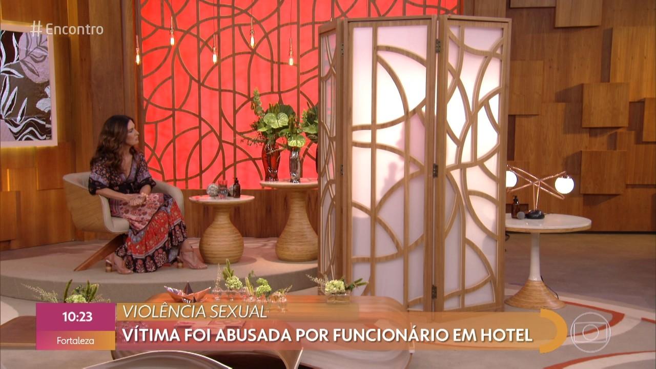 Mulher foi estuprada por funcionário de hotel no Rio de Janeiro