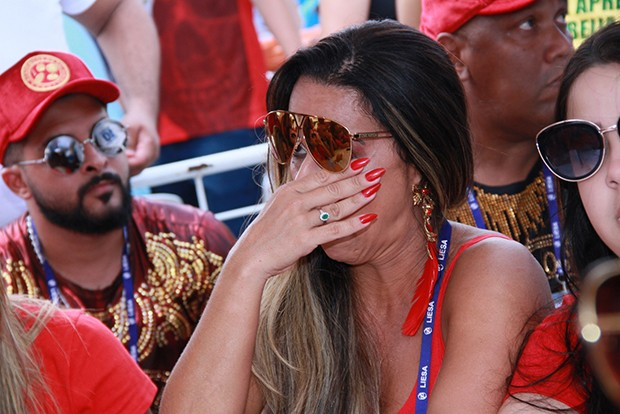 Viviane Araújo (Foto: Graça Paes/Agnews)