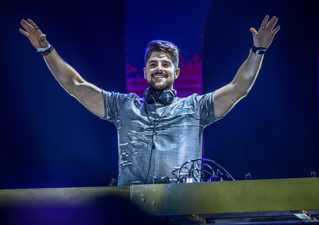 O DJ ALok (Foto: Francisco Cepeda/AgNews)