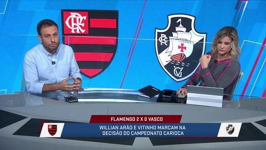 Segundo Loffredo, todo investimento do Flamengo começou a dar resultado