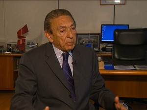 Edison Lobão (Gnews) (Foto: Reprodução GloboNews)