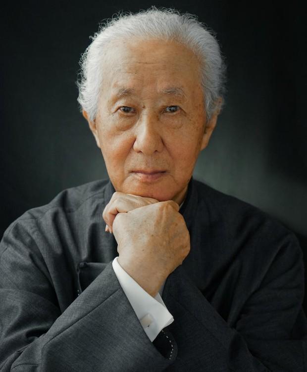 Arata Isozaki tem 87 anos e é o vencedor de 2019 do Prêmio Pritzker (Foto: Divulgação)