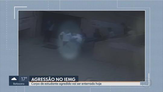 Jovem agredido no Instituto de Educação é velado no interior de MG