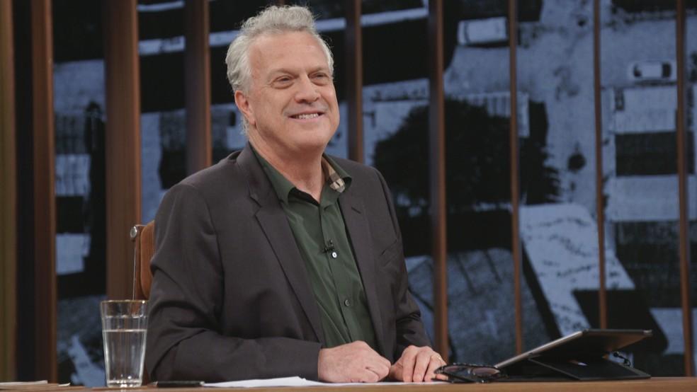 Nova temporada do programa de entrevistas estreia dia 9 com os mais variados temas — Foto: Globo/Divulgação