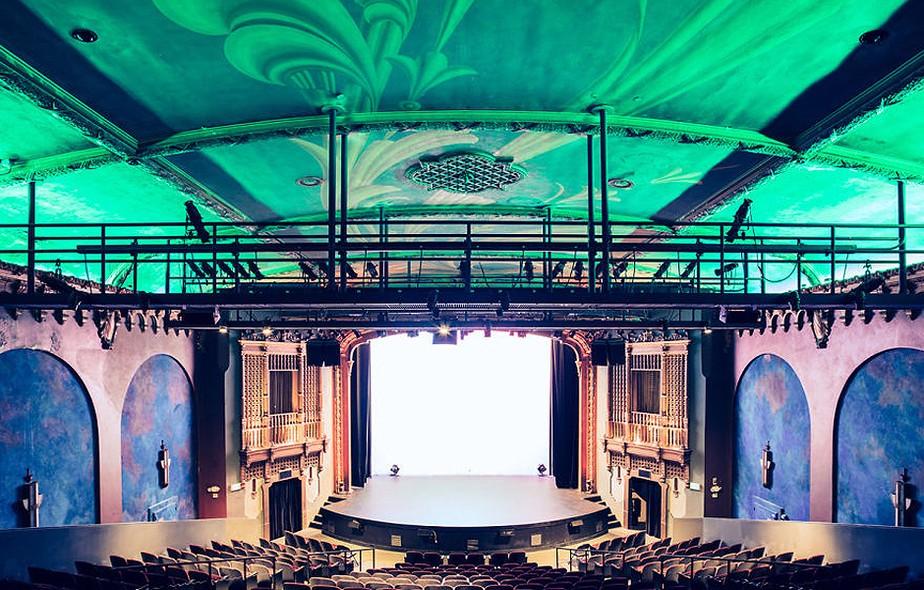 Brava Theater, São Francisco, Estados Unidos