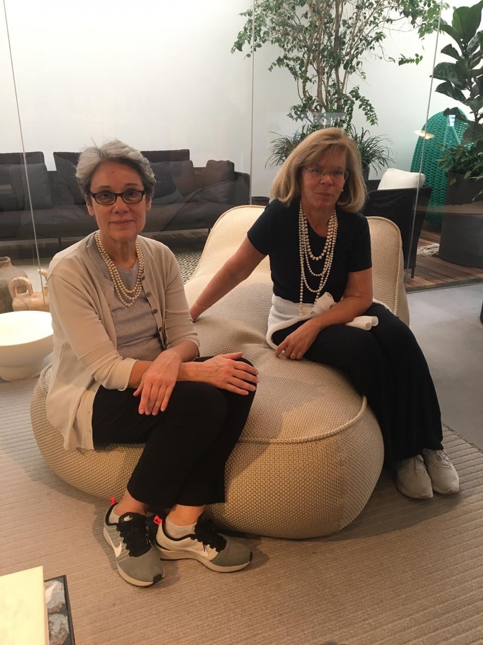 """Paola Lenti fala sobre essência no design: """"Meu DNA vem do artesanato"""" (Foto: CASA VOGUE)"""