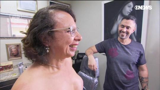 'Sou do Bem': projeto ajuda a devolver autoestima a mulheres que tiveram câncer de mama
