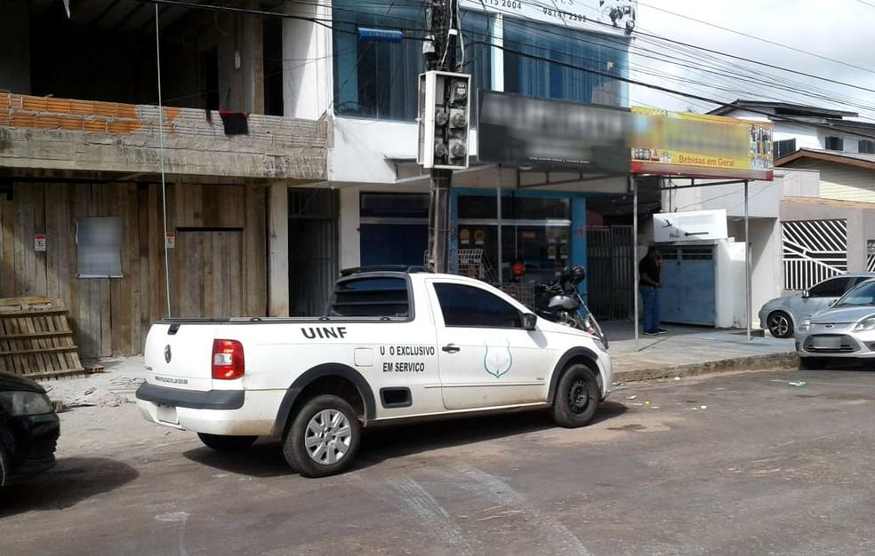 -  Operação da Polícia Civil combate pornografia infantil e cumpre mandados no Amapá  Foto: Wedson Castro/Rede Amazônica