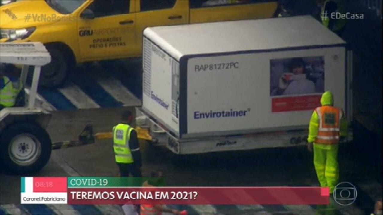 Confira as novidades na corrida pela vacina contra a Covid-19