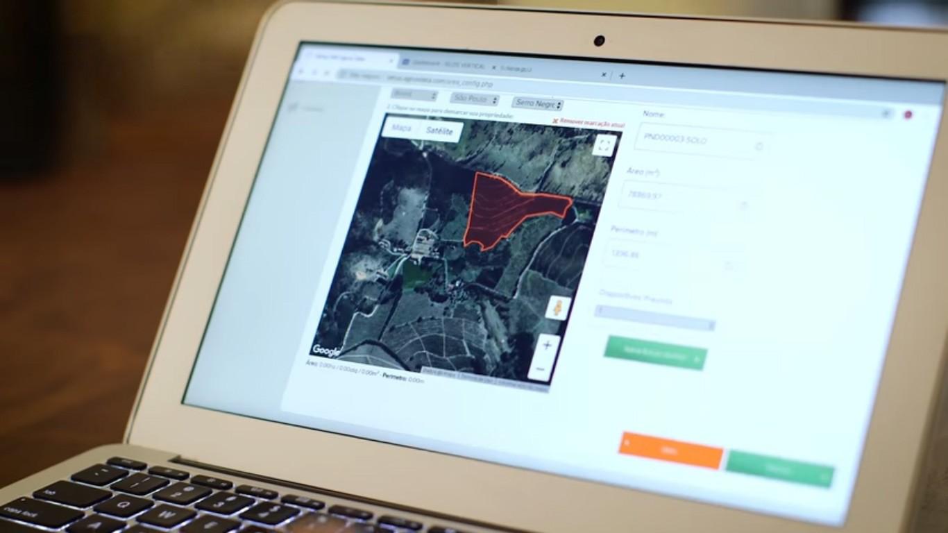 A startup se especializou em sistemas de integração no agronegócio (Foto: Divulgação)