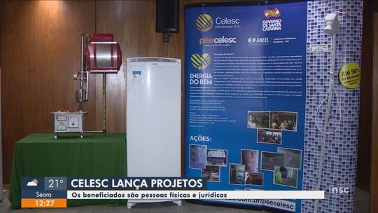 Celesc lança projetos de eficiência energética; veja como participar