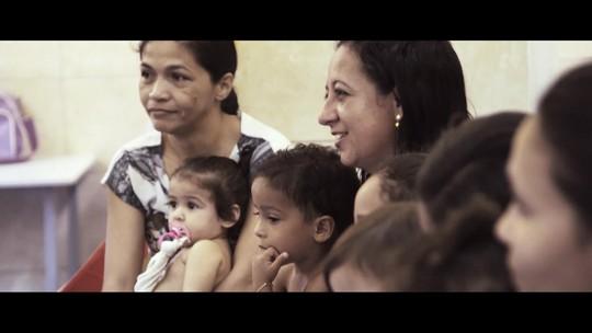Iprede é um dos apoiados pelo Criança Esperança