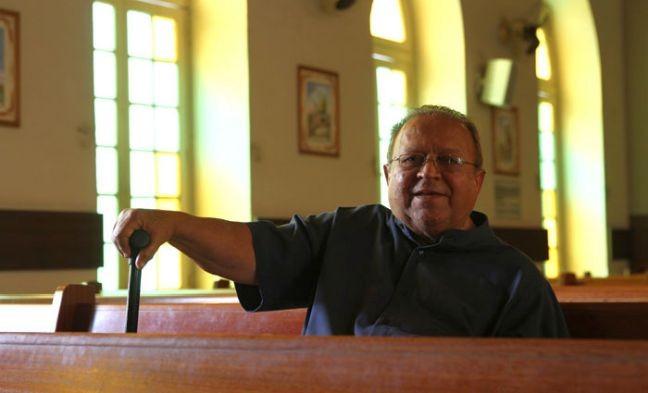 padre Edwaldo Gomes (Foto: DP)