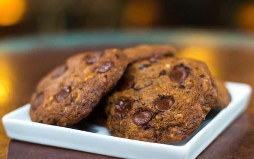 Receita fácil de cookie para a lancheira das crianças