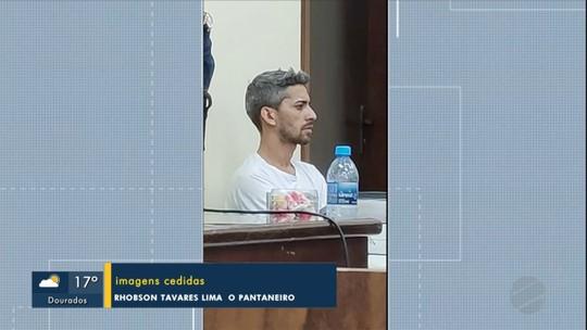 Homem é condenado a 62 anos de prisão por duplo homicídio em Aquidauana