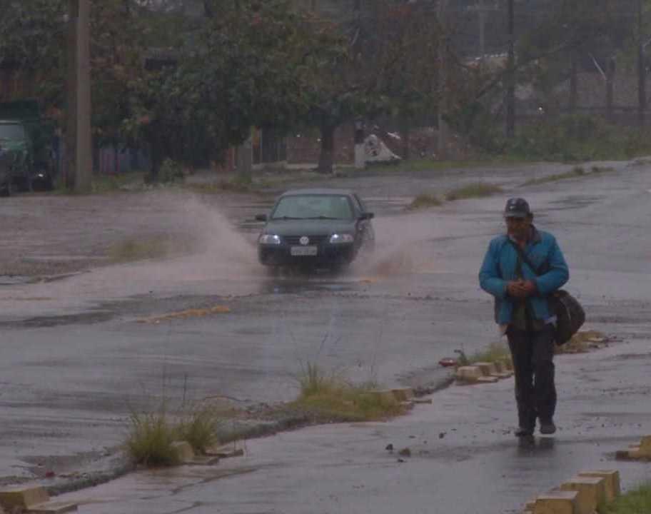 Moradores do Rio Grande do Sul poderão receber alertas sobre adversidades meteorológicas