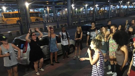 Mulheres se unem em projeto que dá visibilidade à cultura de rua feminina