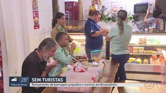 Turistas cancelam reservas em hotéis e pousadas de Brumadinho, e setor acumula prejuízos