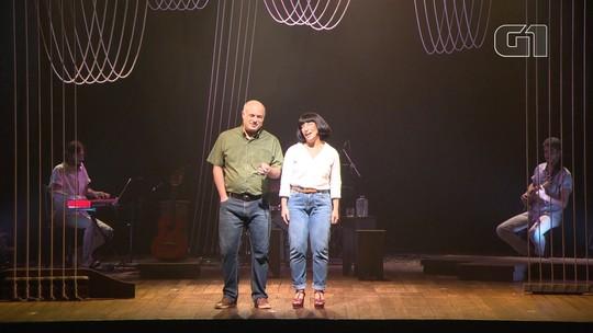 História de Nara Leão ganha versão musical no Teatro Ipanema