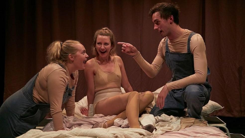 Isley transformou sua dificuldade com o vaginismo em roteiro de peça teatral — Foto: The Other Richard/BBC