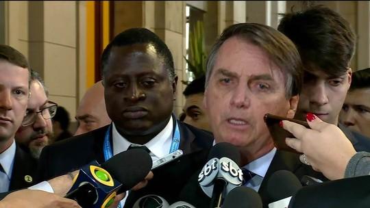 'Faltam apenas detalhes', diz Jair Bolsonaro