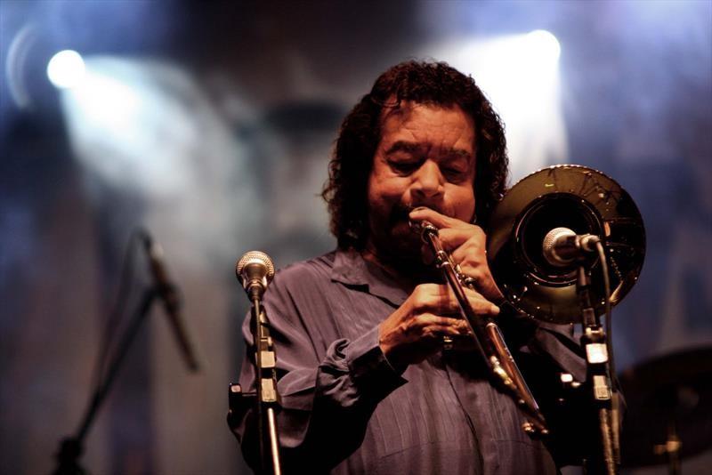 Raul de Souza, um dos maiores trombonistas do mundo, morre na França