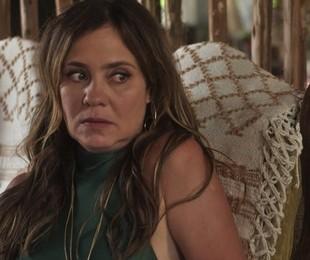 Adriana Esteves é Laureta | TV Globo
