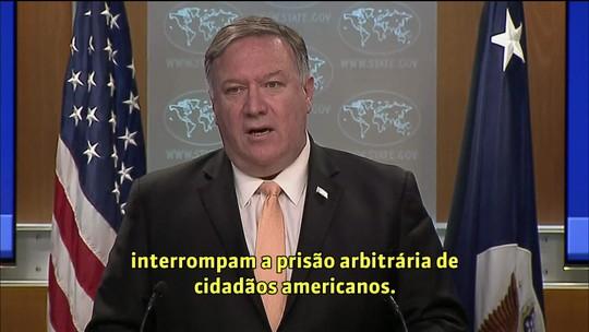 EUA não vão renovar isenções para importadores de petróleo do Irã, diz Casa Branca