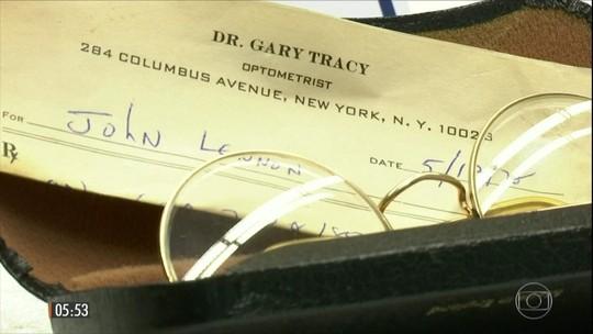 Polícia recupera mais de cem objetos que pertenceram a John Lennon