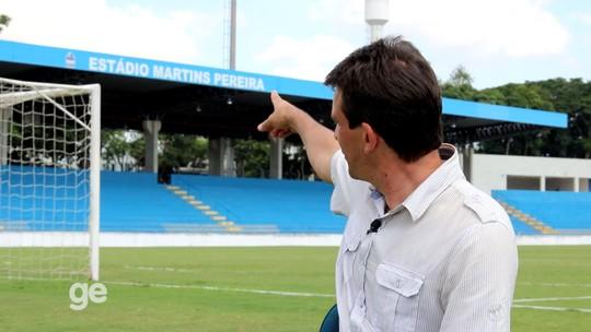Como se fosse ontem: Renato Santiago conta despedida do São José EC e camisa ensanguentada