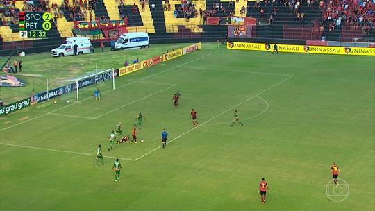 No Sport, Guto Ferreira pede paciência à torcida com Leandrinho