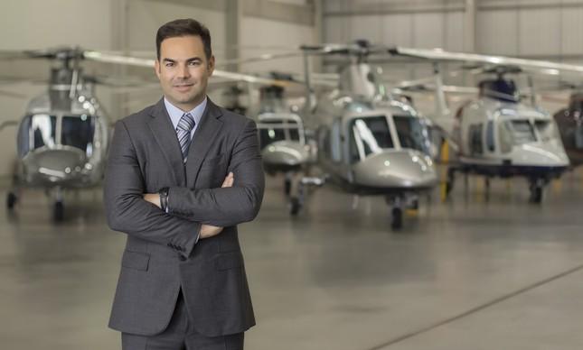 Rogério Andrade, CEO da Avantto