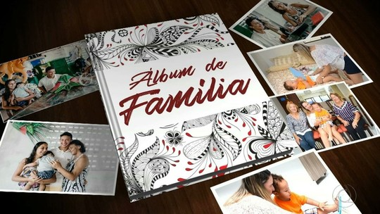 Veja todas as reportagens da série 'Álbum de Família'