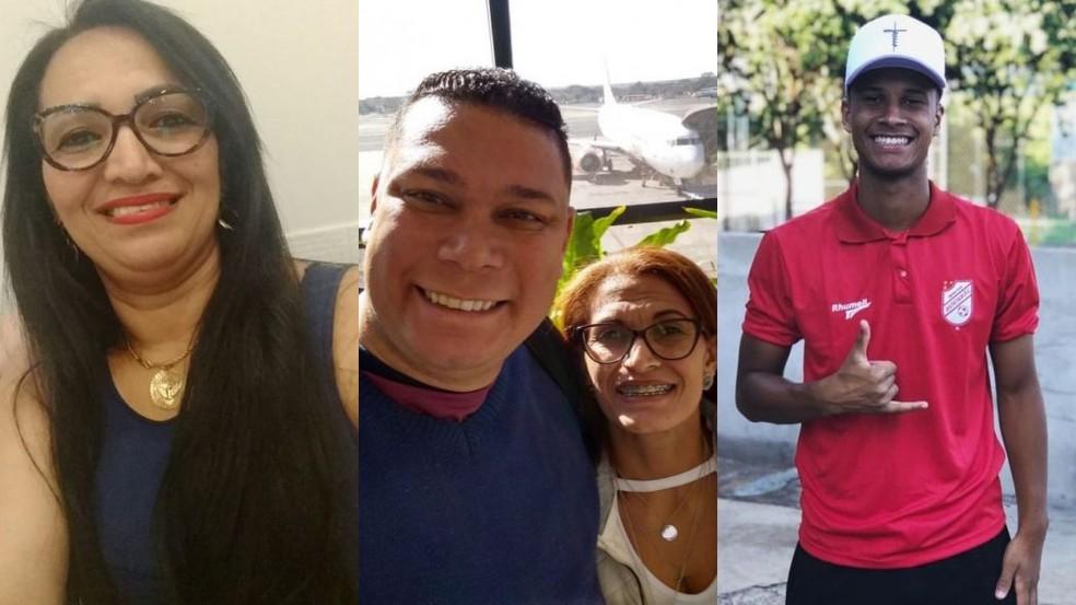Quatro pessoas da mesma família morreram em um acidente com elevador em Santos (SP) — Foto: G1 Santos