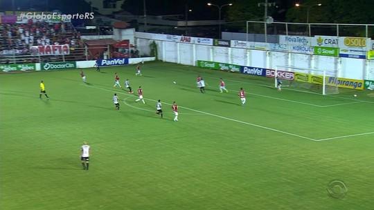 Brasil confia no fator Bento Freitas para superar São Luiz e ir às semis do Gauchão