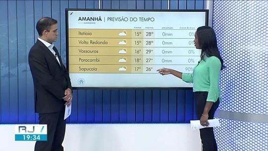Previsão do tempo: expectativa é de terça-feira com tempo firme no Sul do Rio