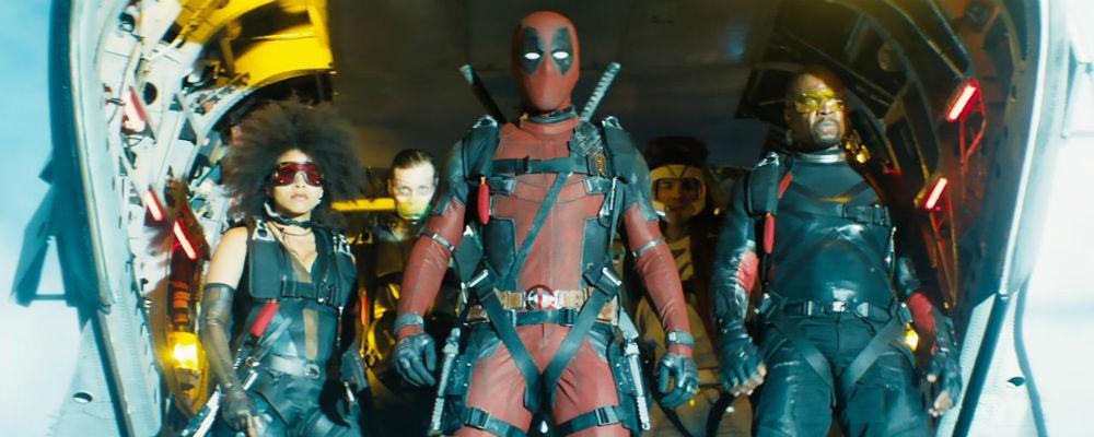 Esquadrão de Mutantes em Deadpool 2 (Foto: Reprodução)