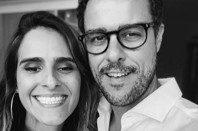Marcella Fogaça e Joaquim Lopes (Foto: Reprodução)
