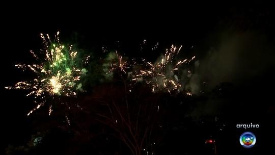 Justiça suspende lei municipal que proíbe soltar fogos de artifício com barulho em Itapetininga