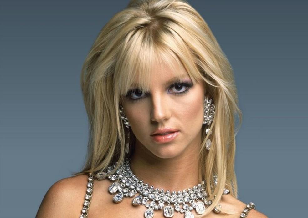 Em janeiro, Britney anunciou que estava cancelando todos os shows e compromissos profissionais para estar com a família. — Foto: Divulgação