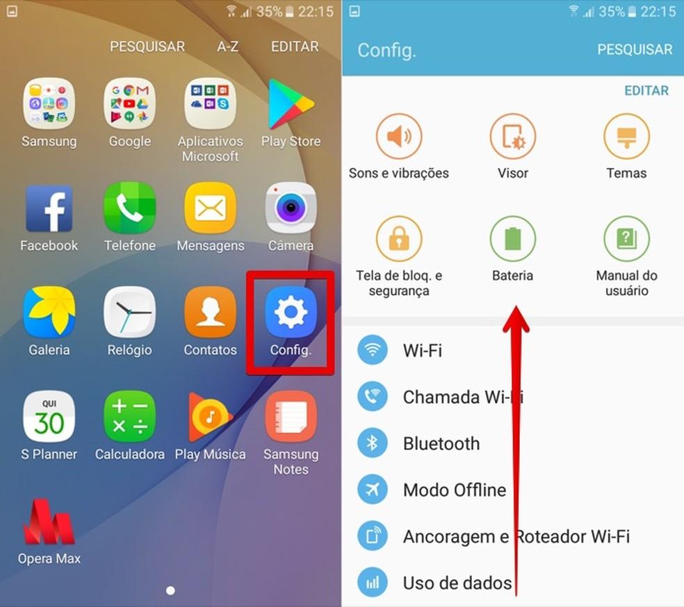 Como instalar o Android mais atual no Samsung Galaxy J5